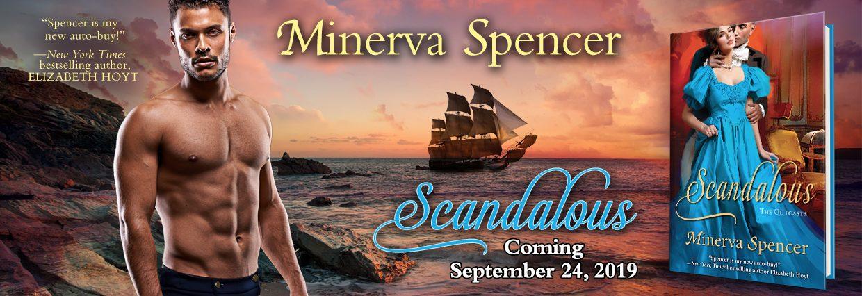 Minerva Spencer's Outcast Series Archives - Regency Romance
